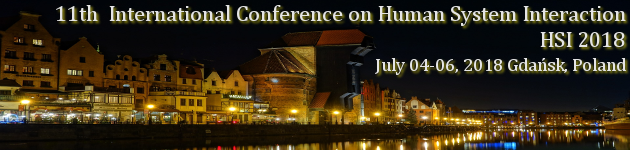 11th International Conference on Human System Interaction