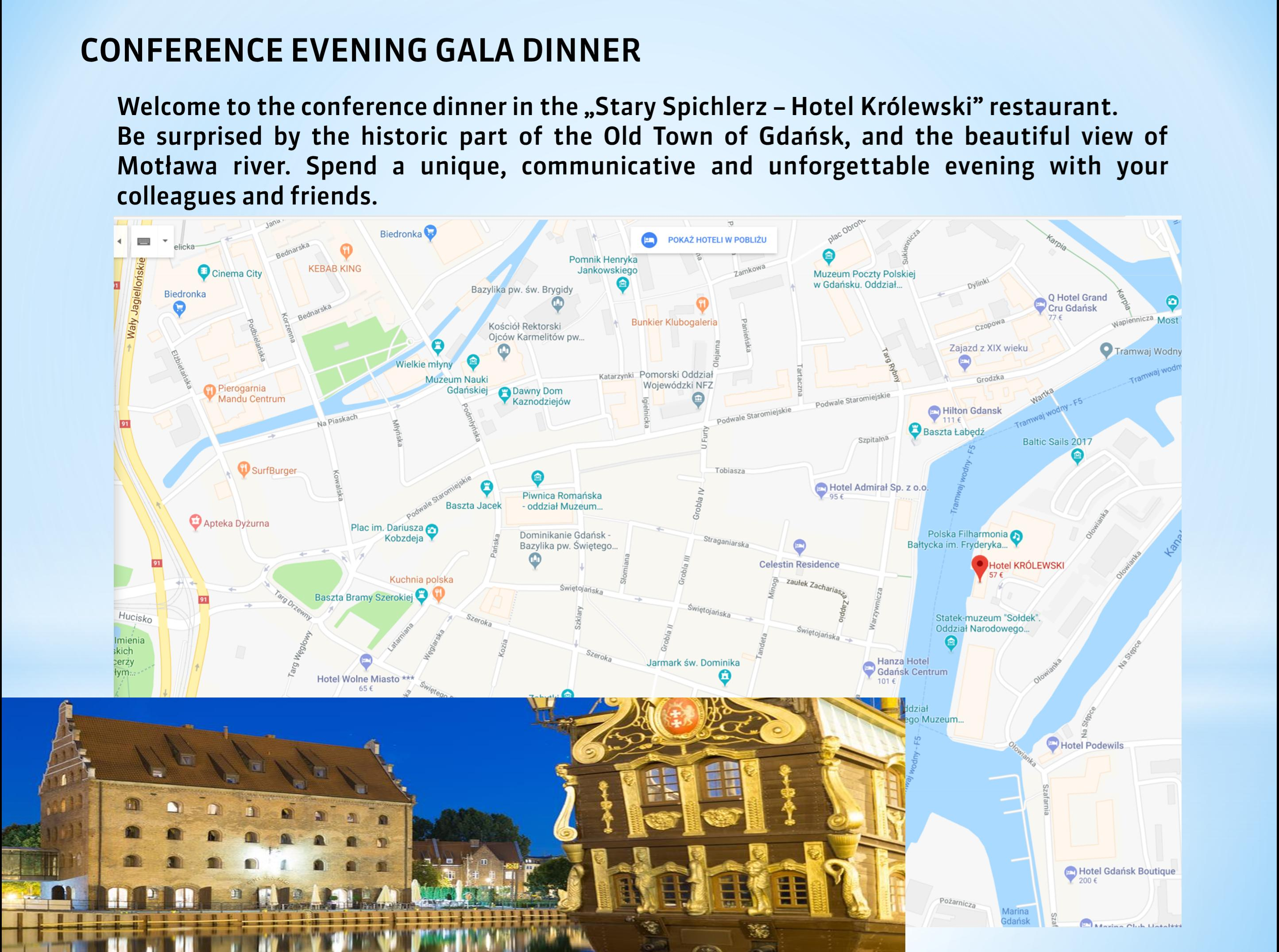 Programme 11th International Conference On Human System Interaction Herman Li Wiring Diagram Evening Gala Dinner Old Town Gdask